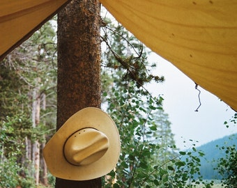 Cowboy Camping - 35mm Film Photography Print