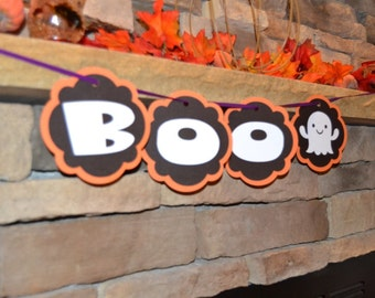 BOO Banner