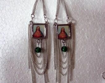 Jesus / Heiland - Ohrringe