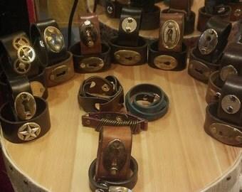 Keyhole Bracelets