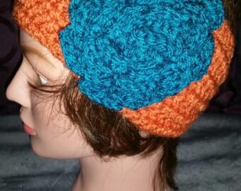 Crochet handband