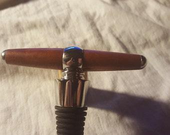 2 in one wine opener/Bottle stopper!
