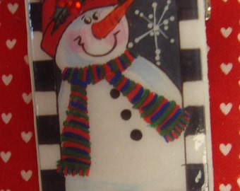 Holiday and Winter Frosty the Snowman