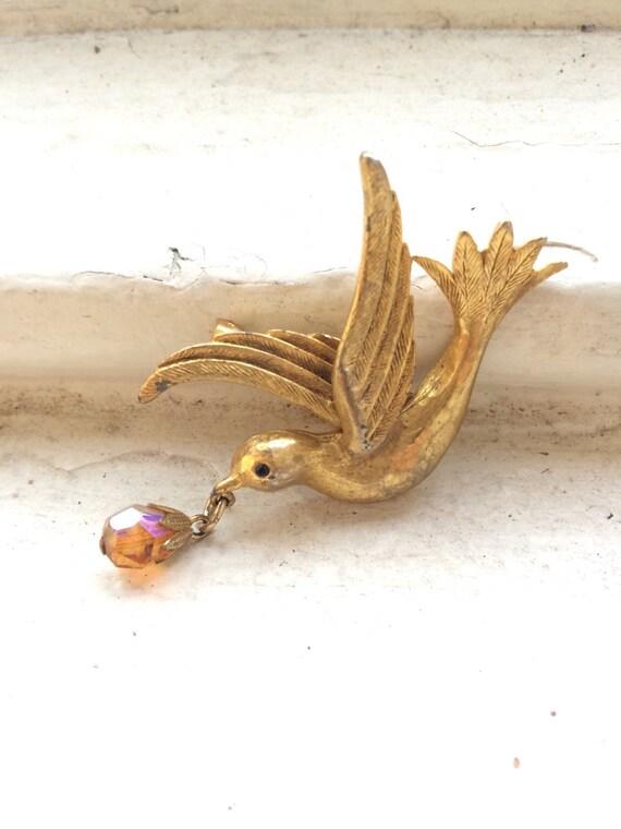 Vintage Bird Pins 108
