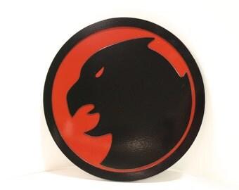 Hawkman/Hawkgirl Wall Emblem