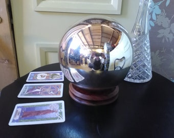 A 19th Century Witch Ball