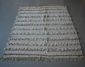 Moroccan Wedding Blanket M89