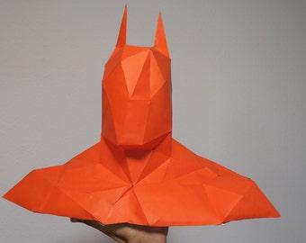 BATMAN 3D Paper Model