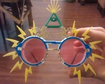 Illuminati Rose-colored Glasses
