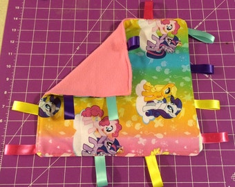 My Little Pony Taggie Blanket