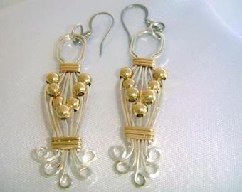 SKU 103 - Arrowhead Earrings