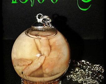 Rat Fetus necklace