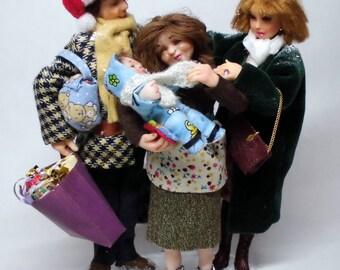 Family reunion at Christmas