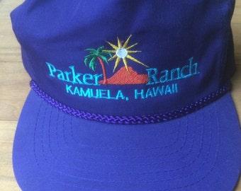 Vintage Hawaii Strapback