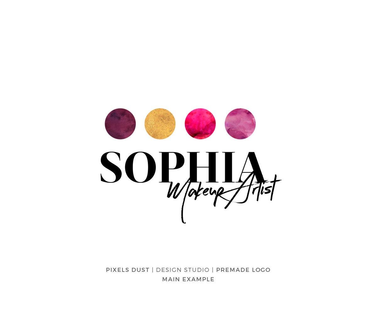 Image gallery makeup logos for Create blog logo
