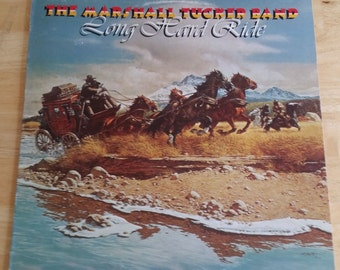 Marshall Tucker Band - Long Hard Ride - CP0170 - 1976 - 135g STERLING Pressing - 2nd US Pressing