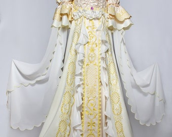 """Handcrafted dress """"Sylph"""" cosplay for Sakizou"""