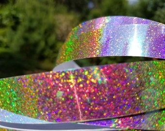 Fire Galaxy Color-Shifting Performance Hoop