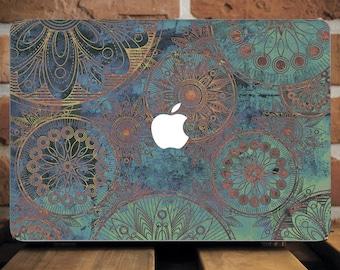 Boho Mandala Case MacBook Case 15 Macbook Pro Case Mac Pro 15 Case MacBook Pro 15 Cover Boho Case For Macbook Pro Macbook Pro 15 Case WCm179