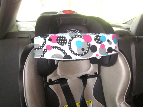 baby car seat head rest. Black Bedroom Furniture Sets. Home Design Ideas