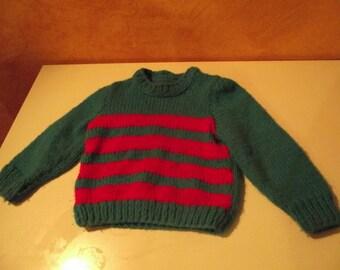 Customizable children wool Jersey