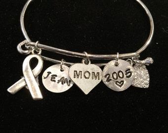 Memorial Tribute Bracelet ( Personalized)