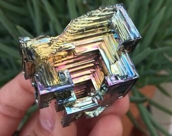 Bismuth Crystal 3