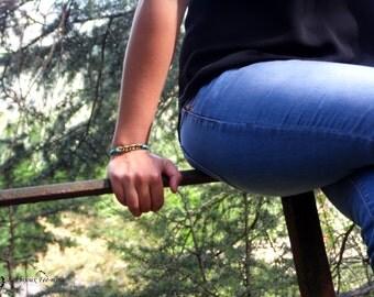 Emilie turquoise bracelet