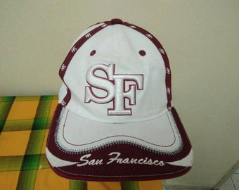 RARE Vintage SAN FRANCISCO cap hat free size for all