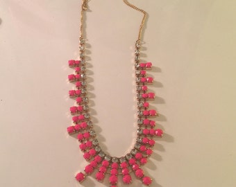 Love Pink Necklace