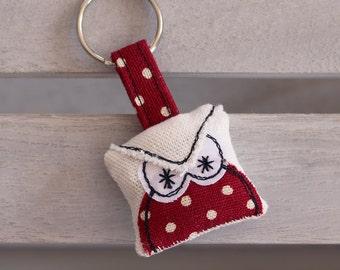 Owl Keyring / Keychain