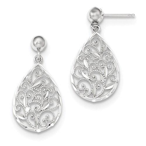 Beautiful 14 karat yellow white gold diamond cut for 14 karats fine jewelry