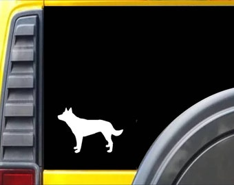 Australian Kelpie Dog Decal Sticker *J676*