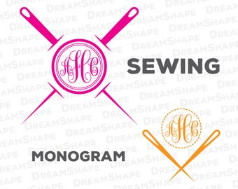 Sewing SVG Files, Sewing Club SVG Cut File, Sewing Logo Svg Cutting File, Hobby Sewing Svg Cuttable File, Sewing SVG Files Instant Download