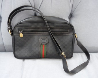 Vintage Gucci Shoulder Bag (1970s)