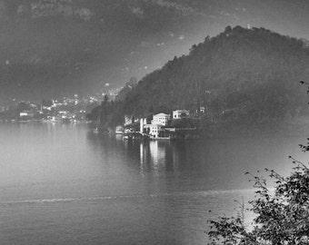Villa on Lake Como, Italy