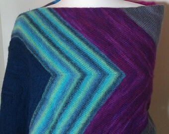 Cloth/Snood/neck warmer hand knitted