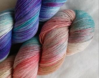 Yarn package / Kit - Merino silk