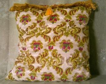 Large cushion upholstery fabric