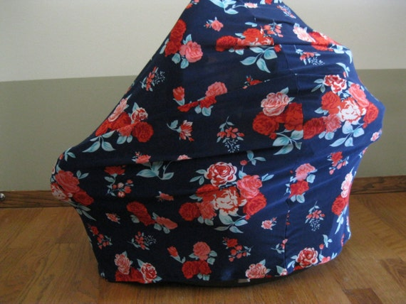 Car Seat Cover Nursing Cover By Chicandmoderngirl On Etsy