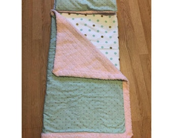 Toddler nap mat