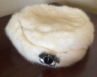 Lit Brothers Fur Hat