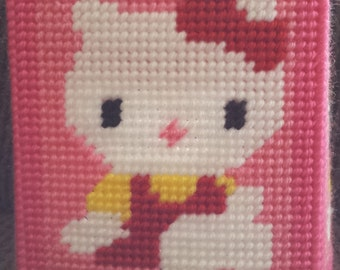 SALE 1 IN STOCK*** Hello Kitty Sitting Tissue Topper