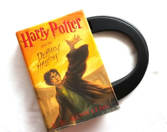 Harry Potter and the Deathly Hallows Book Purse