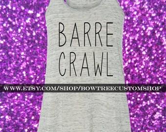 Barre Crawl Tank Top
