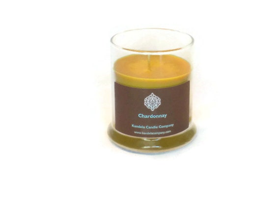 Chardonnay Scented Candle in 12 oz. Jar