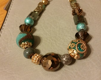 Blue Variety Jesse James Beads