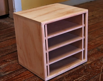 Cube File Insert
