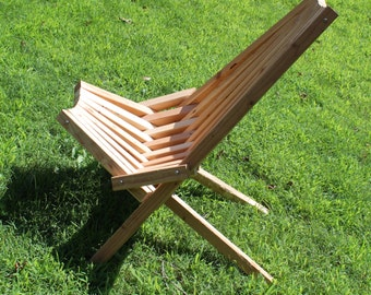 Folding Stick Chair