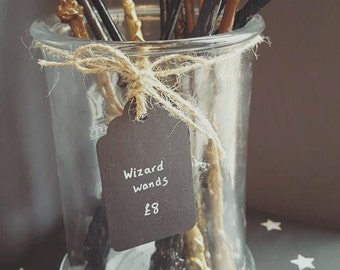 Wizard wands